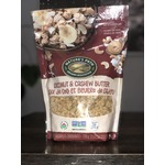 Natures Path : Coconut and cashew butter granola