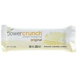 Power Crunch Protein Bar French Vanilla Creme