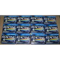 REACTINE  extra strength 24 relief