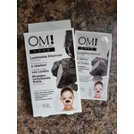 OM! Luminizing Charcoal Nose Strips