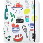 Kate Spade New York Recipe Book, White