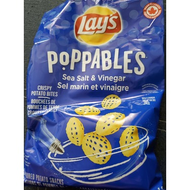 Lays Poppables Sea Salt & Vinegar