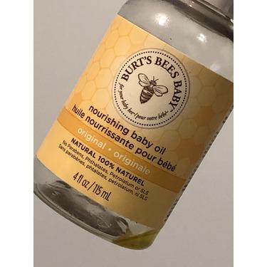 Burt's bees baby Nourishing baby oil