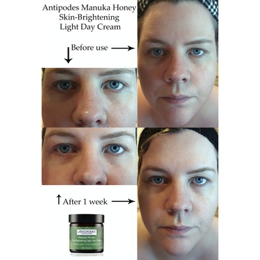 Antipodes Manuka Honey Skin Brightening Light Day Cream