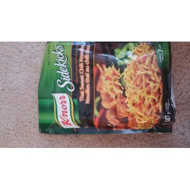 sidekicks  thai sweet chili noodles
