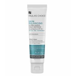 paula's choice - Skin Balancing Ultra Sheer Daily Defence Spf 30