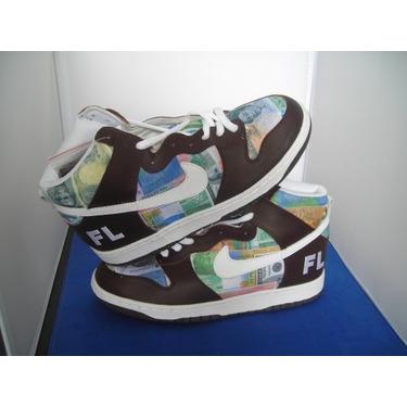 Nike Dunk Futura Flom