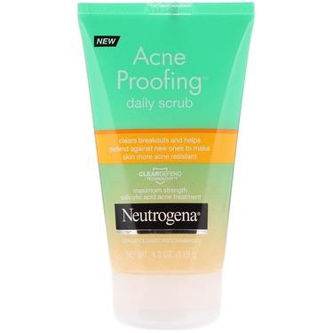 Neutrogena Acne Proofing Daily Scrub