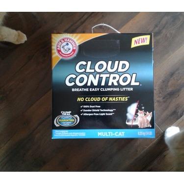 Arm & Hammer Cloud Control Clumping Cat Litter (Multi-Cat)