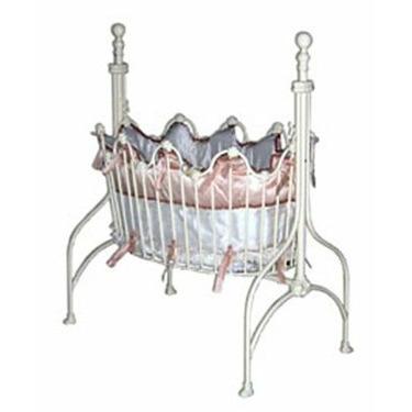 Corsican Kids Lullaby Iron Cradle