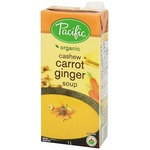 Pacific Organic Carrot ginger soup