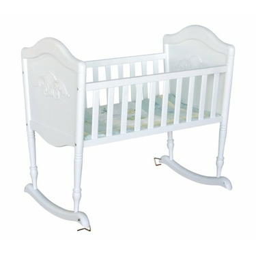 Chloe Rocking Cradle - DaVinci Furniture - M3303