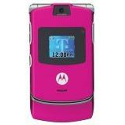 Motorola Pink Razr Cellphone