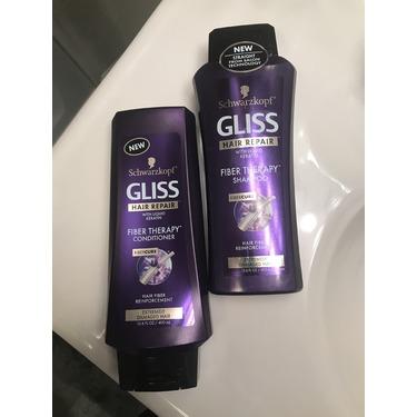 Schwarzkopf Gliss Hair Repair Shampoo and Conditioner
