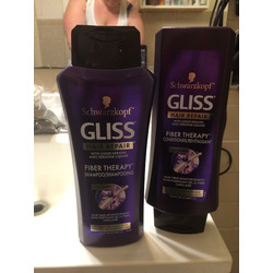 Schwarzkopf Gliss Hair Repair Shampoo and Conditioner