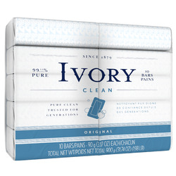 Ivory bar soap
