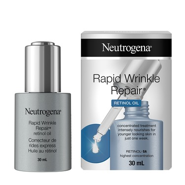 Neutrogena® Rapid Wrinkle Repair® Retinol Oil