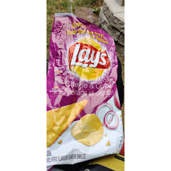 Lay's Cheese and Onion Chips
