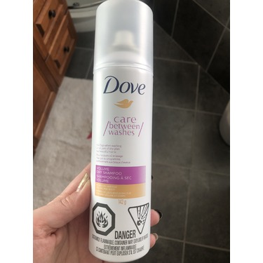 Dove Care Between Washes Invisible Dry Shampoo