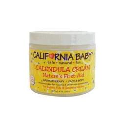 California Baby Calendula Cream 4 oz (120 g)