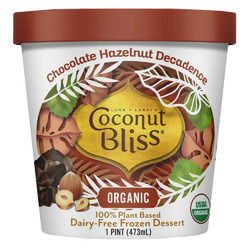 LUNA AND LARRYS ORGANIC COCONUT BLISS NON DAIRY FROZEN DESSERT