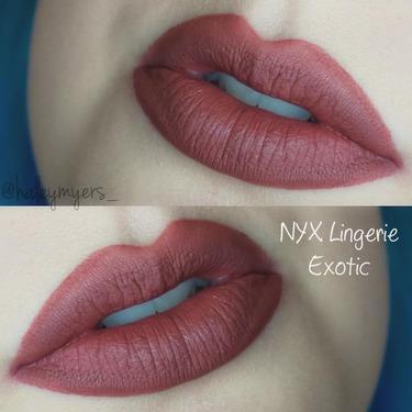 NYX Professional Makeup Lip Lingerie Push Up Long-lasting Lipstick
