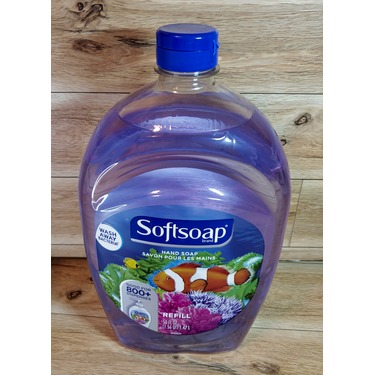 Softsoap Liquid Hand Soap Refill - Aquarium