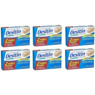 Desitin Original Daily Defense Diaper Rash Cream