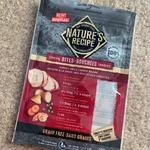 Nature's receipe dog treats