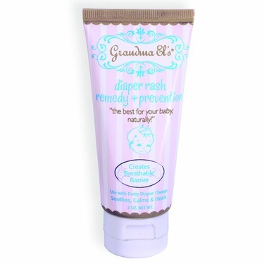 Grandma El's Diaper Rash Remedy and Prevention Tube, 2-Ounce (Pack of 2)