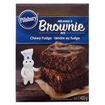 Pillsbury Chewy Fudge Brownie Mix