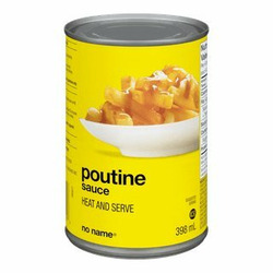 No Name Poutine Sauce