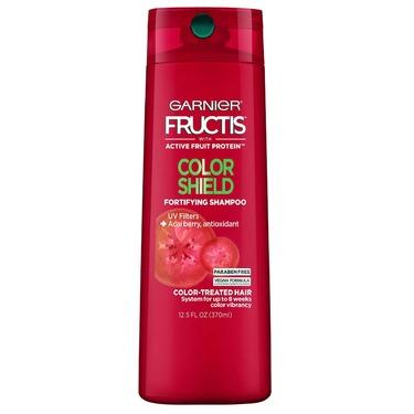 Garnier colour shield shampoo
