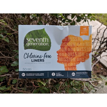 Seventh Generation Free and Clear Liners