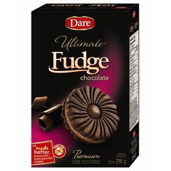 Dare Fudge Cookies