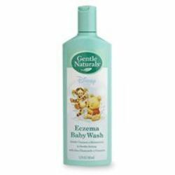 Gentle Naturals Eczema Baby Wash 5.5 fl oz (163 ml)