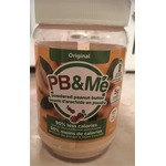 PB and Me Powdered Peanut Butter - Original