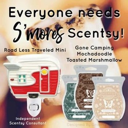 Scentsy squeeze the day bar