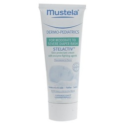 Mustela Dermo-Pediatrics, Stelactiv Diaper Rash Cream 2.9 fl oz (200 ml)
