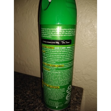 Off deep woods sportsman insect repellent