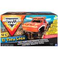Monster Jam Official El Toro Loco Remote Control Monster Truck