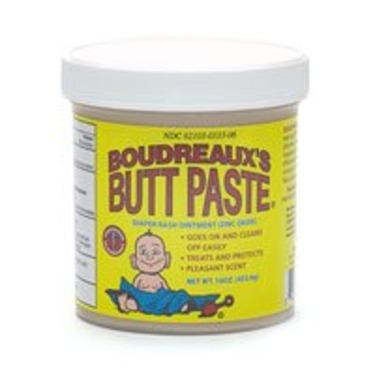 Boudreaux's Butt Paste Diaper Rash Ointment
