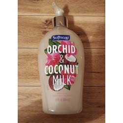 Softsoap Liquid Hand Soap -Orchid & Coconut Milk