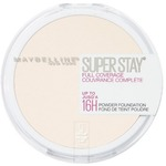 Maybelline superstay full coverage powder