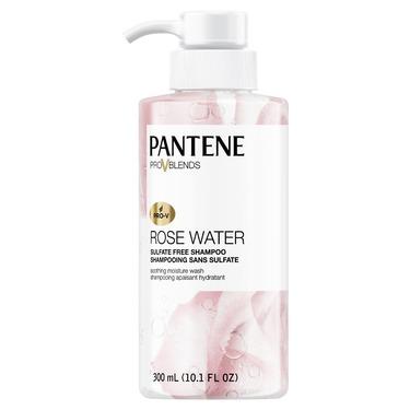 Pantene Pro-V Blends Rose Water Sulfate Free Shampoo