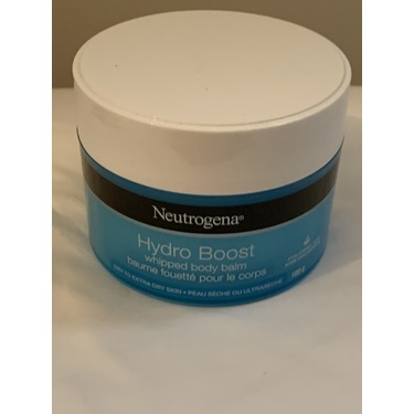 NEUTROGENA® HYDRO BOOST Whipped Body Balm