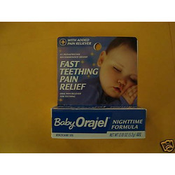Orajel - Baby Nighttime, Gel .18 oz (5.3 g)