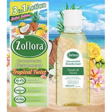 ZOFLORA - Tropical Twist