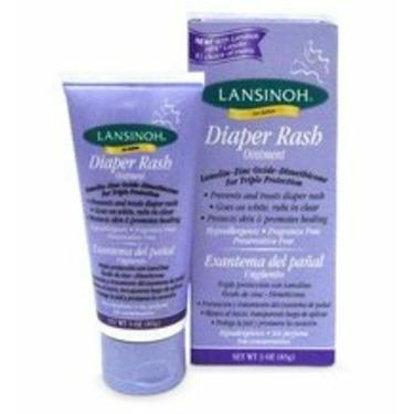 Lansinoh Diaper Rash Ointment 3 oz (85 g)