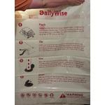 DailyWise Extra Large Vacuum Storage Bags Variety 10 Pack